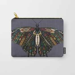 swallowtail butterfly dusk Carry-All Pouch
