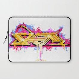 Splash of Graffiti Mash Laptop Sleeve