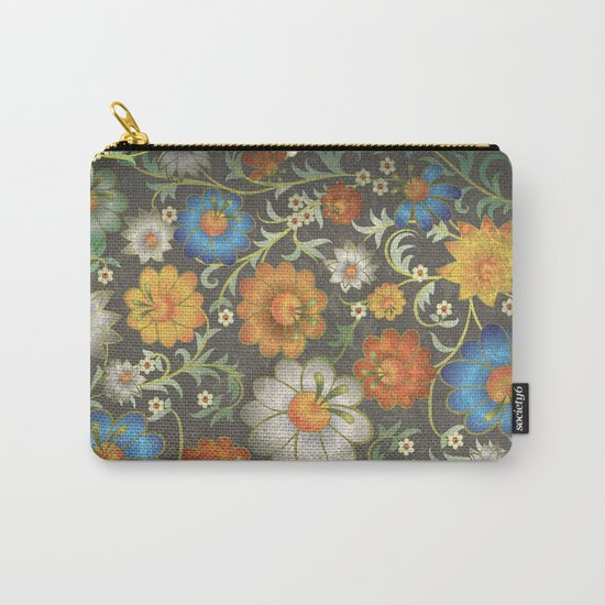 Shabby flowers #20 Carry-All Pouch
