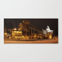 Machine Canvas Print