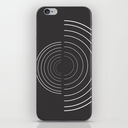 simplicity #minimal #decor #buyart iPhone Skin