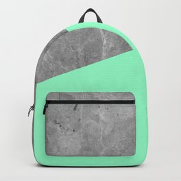 Geometry 101 Mint Meringue Backpack
