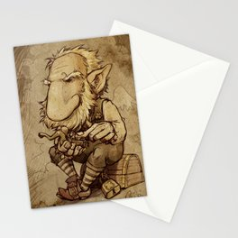 Oldus Lepriconus Stationery Cards