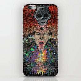 This is your brain on MONXX iPhone Skin