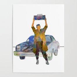 Say Anything - Lloyd Dobler (John Cusack) Poster