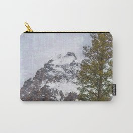 Hiking to Taggart Lake Carry-All Pouch