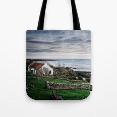 Seaside Cottage Tote Bag