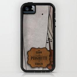 Piaghetti from Ixiom (Violin) iPhone Case