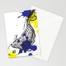 out fish Stationery Cards