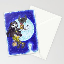 Trick or Treating Stationery Cards
