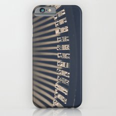 Vintage Typewriter iPhone 6s Slim Case