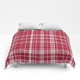 Bama crimson tide college state pattern print university of alabama varsity alumni gifts plaid Comforters