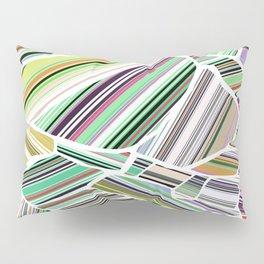 Birdview | green Pillow Sham