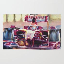 Formula One Rug