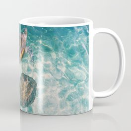 Twin Sea Turtles Coffee Mug