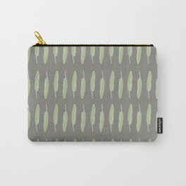Feathers by Abi Roe Carry-All Pouch