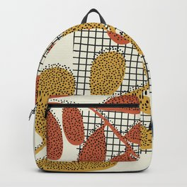 Three Colorful Branches Backpack