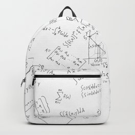 As Calculus Goes to Infinity... Backpack
