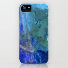 264. Coloring the Sea Around the Pribilof Islands iPhone Case