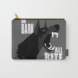 No Bark, All Bite Carry-All Pouch