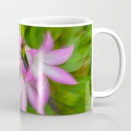 Flora Abstract Coffee Mug
