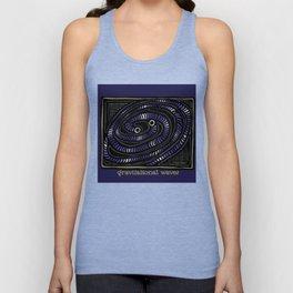 Gravitational Waves Unisex Tank Top
