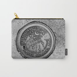 New Orleans Water Meter Carry-All Pouch