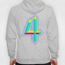 4 colors 4 the 4 Hoody