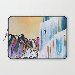 Ice Dance Laptop Sleeve