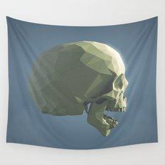 Skull - ROAR Wall Tapestry