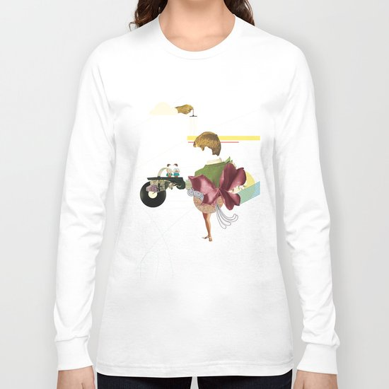 UNTITLED #3 Long Sleeve T-shirt