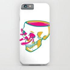 Liquid thoughts:Skull iPhone 6s Slim Case