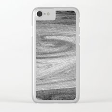 IS THIS SPACE Clear iPhone Case