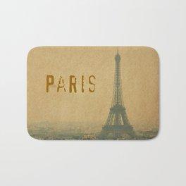 Paris, je t'aime... Bath Mat