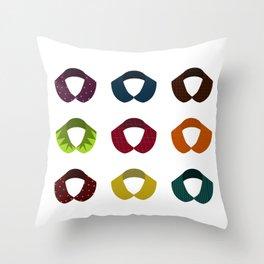 Cols Claudine Throw Pillow