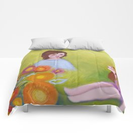 Petite Cousines Comforters