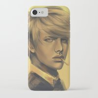 durarara iPhone & iPod Cases featuring Shizuo by putemphasis