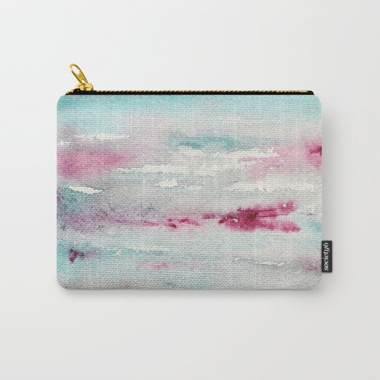 Sweet memories || watercolor Carry-All Pouch