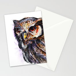 A Real Hoot Stationery Cards