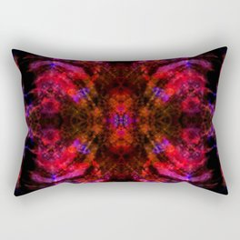 Magic Bloom Rectangular Pillow