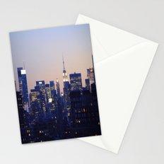 Simply NY, NY Stationery Cards