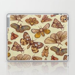 Moth Pattern Laptop & iPad Skin