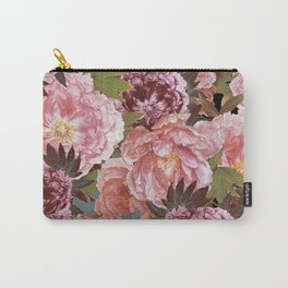 the packed pink Carry-All Pouch