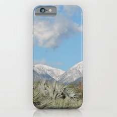 From Chaparral To Snow Slim Case iPhone 6s