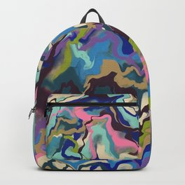 Techno Wave Backpack