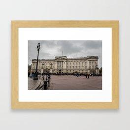 Buckingham Palace Framed Art Print