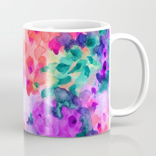 Flourish 2 Coffee Mug