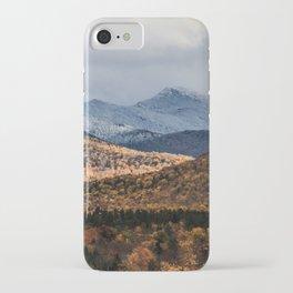 Mount Mansfield, Vermont iPhone Case