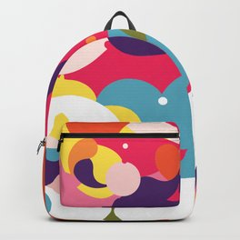Colorful Circus Backpack
