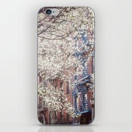 Blossom Of East Village iPhone Skin